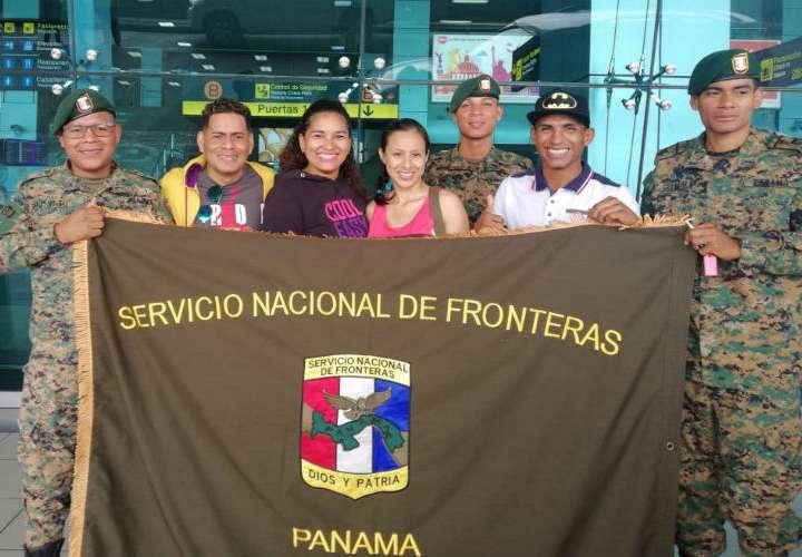 "Panameño ""El Matemático"" Núñez viajó a México para enfrentar a excampeón Cuadras"