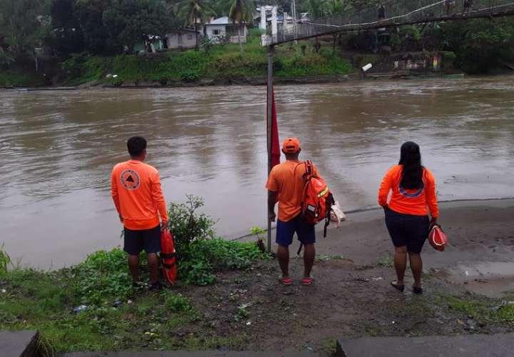Levantan alerta roja para Chiriquí, Bocas del Toro y comarca Ngäbe Buglé