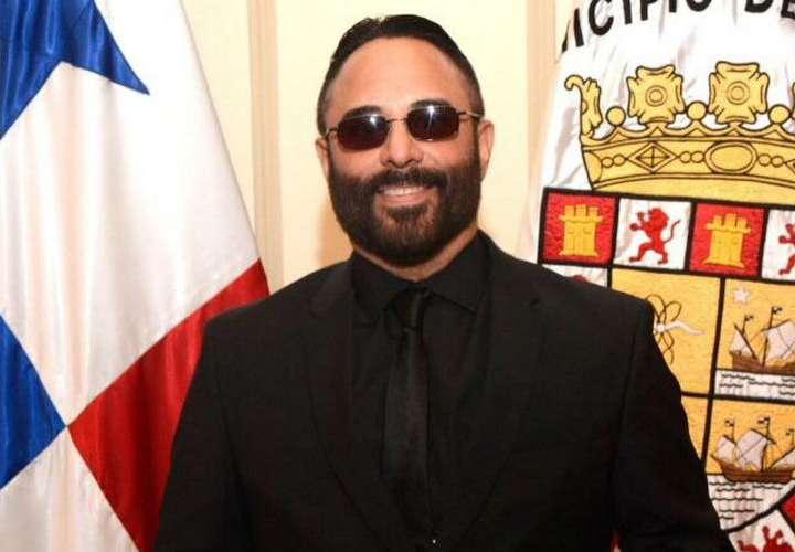Roberto Delgado recibe las 'Llaves de la Ciudad'
