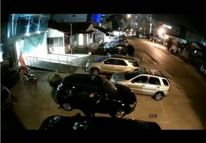 Captura de video.