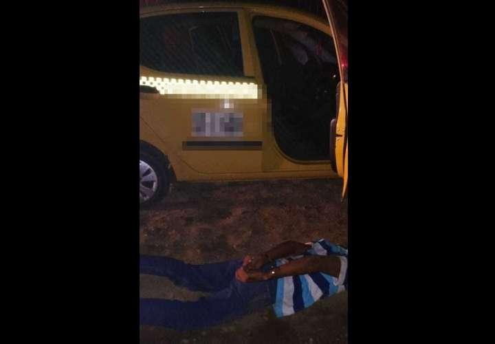 La Policía Nacional informó a través de su cuenta de Twitter que los delincuentes también están siendo vinculados