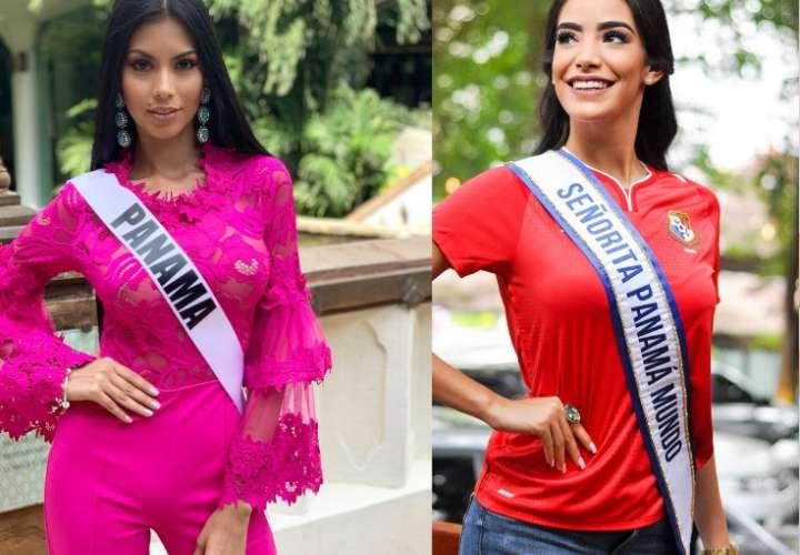 Rosa Iveth y Solaris Barba siguen con sus compromisos internacionales