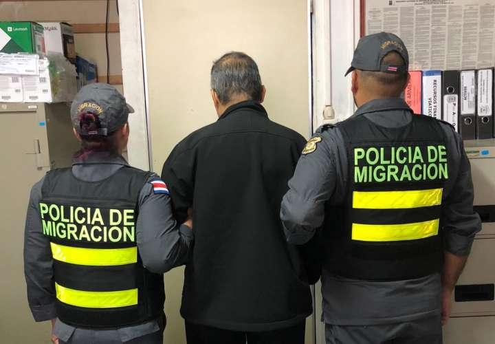 Sacerdote tico acusado de abuso sexual pretendía ingresar a Panamá