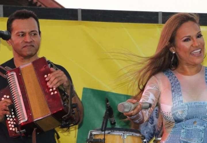 ¡Opa! Samy y Sandra Sandoval llevarán su música típica a China