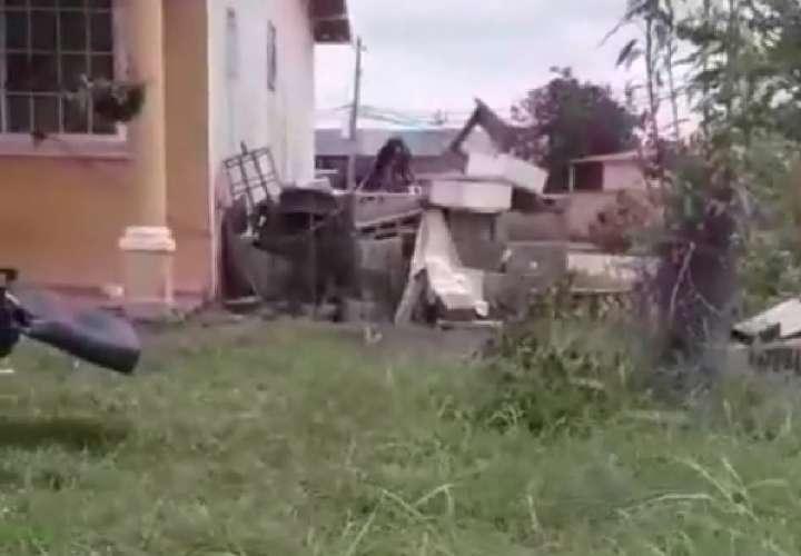 Dueña de un perro en Arraiján aclara que su mascota no es maltratada