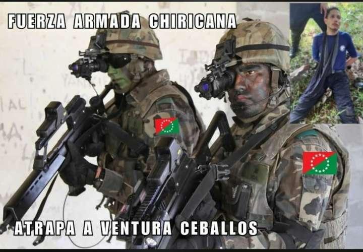 ¡Jodedera! El panameño se puso creativo con Ventura Ceballos (Video)
