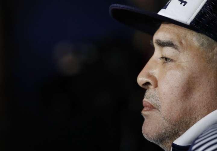 Diego Maradona / AP