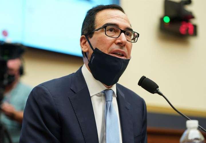 Con estas sanciones quedan bloqueadas todas las propiedades y los activos que tengan bancos iraníes en EE.UU. EFE