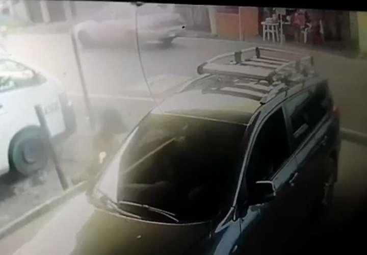 Divulgan video del homicidio del 3 de noviembre en Santa Marta