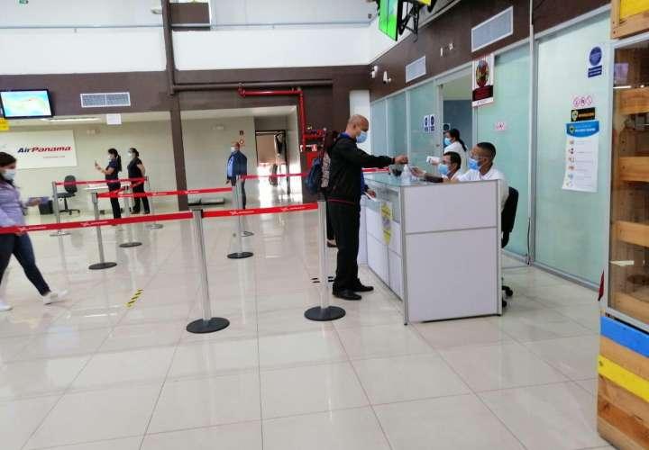 Realizan simulacro de apertura en el aeropuerto de Albrook