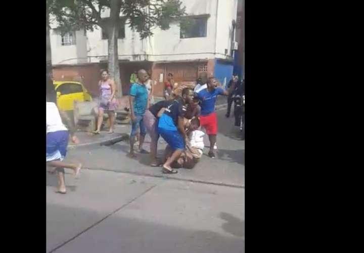 Un muerto y un herido de gravedad en Barraza y Plaza Amador