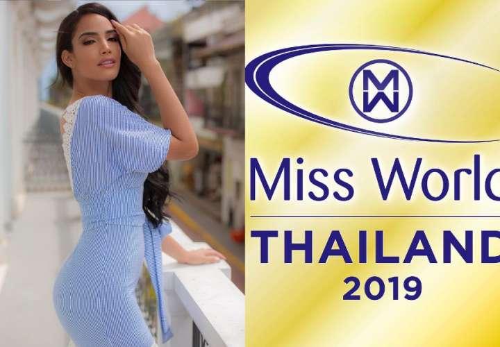 Org. 'Miss' 'World' Panamá se prepara para buscar la representante del 2019