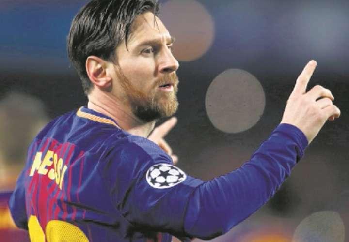 Lionel Messi sería la gran atracción de ese partido en Estados Unidos./ Foto AP