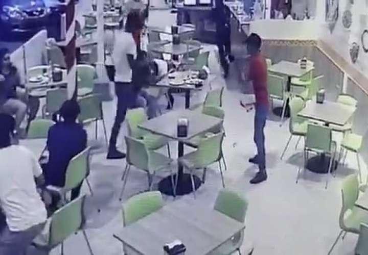 Mandaron para la cárcel a asaltante de restaurante en Bella Vista