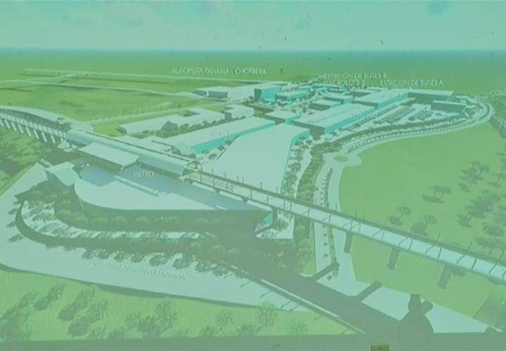 Avalan construcción de terminal de transporte en La Chorrera