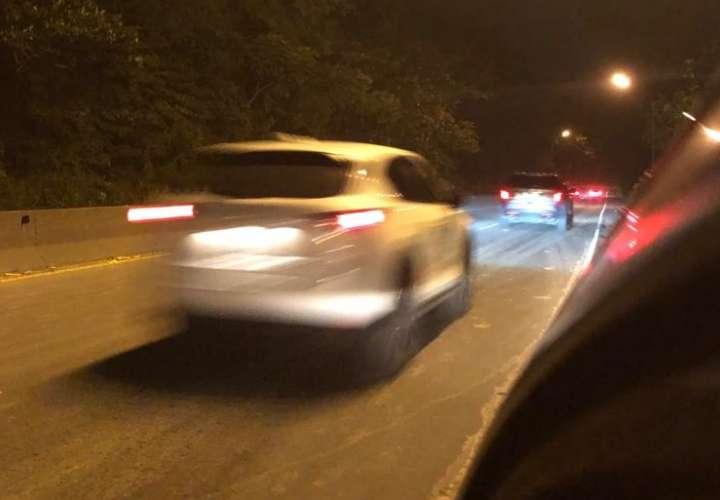 Reabren tramo carretero de Loma Cová tras culminar trabajos