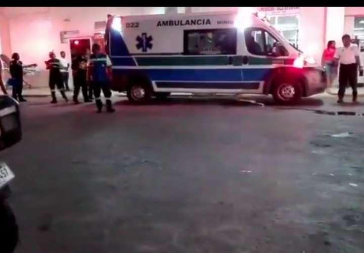 Conductor ebrio atropelló a dos policías que regulaban el tráfico en La Espiga