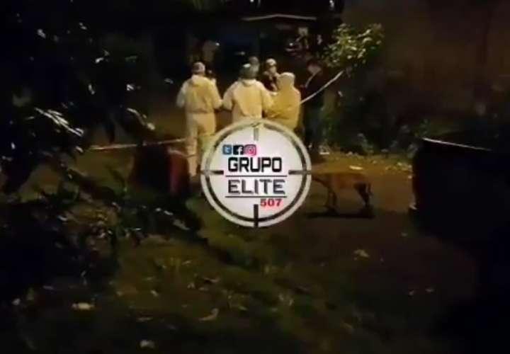 Asesinan a hombre en Valle Urracá, minutos antes había discutido con un sujeto