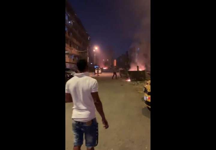 Imputarán cargos a seis personas por vandalismo en Curundú