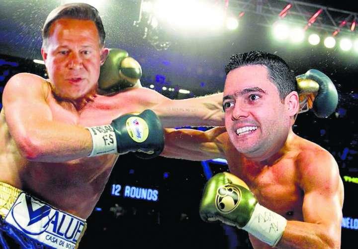 'Gaby' Carrizo le roba la calma a Varela