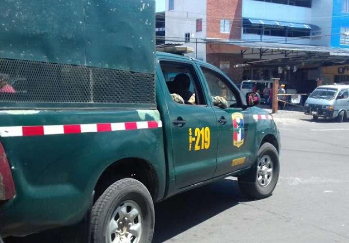 La audiencia de control de garantías, se realizó a través de una vídeoaudiencia en las instalaciones del Sistema Penal Acusatorio de Chiriquí.