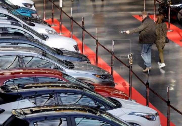 Venta de automóviles cae un 16,6 % entre enero y octubre de 2018 en Panamá