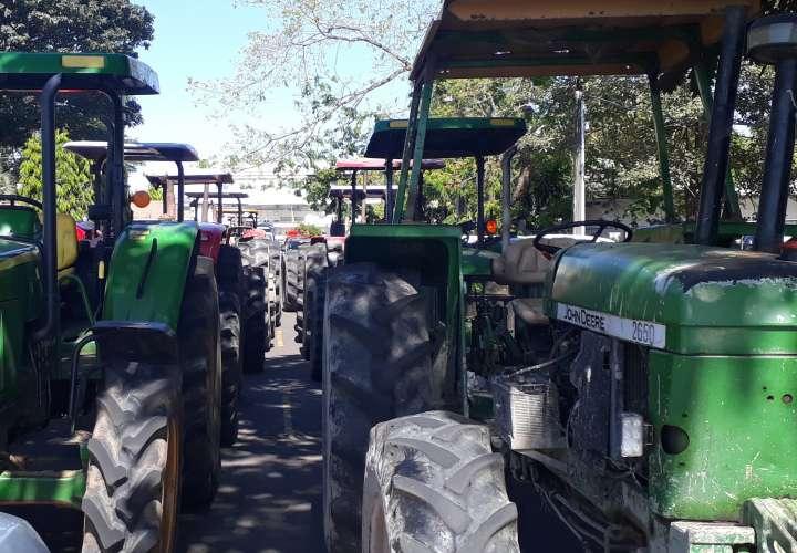 Productores de arroz reclaman pago de compensación