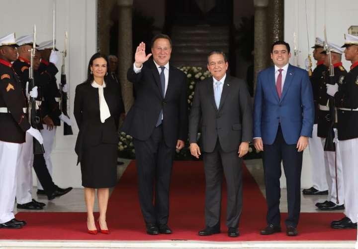 Varela y Cortizo se reunirán nuevamente para abordar tema de seguridad