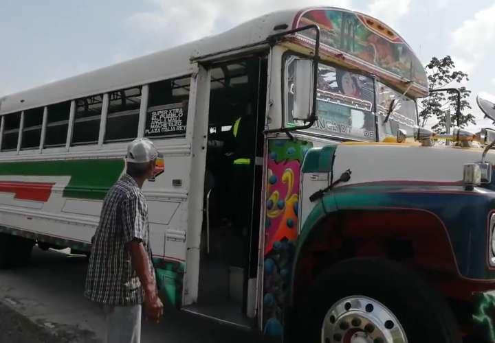 Transportistas del oeste quieren subsidio del Gobierno