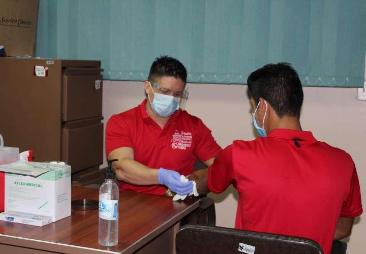 Disminuyen casos de VIH durante la pandemia en Herrera