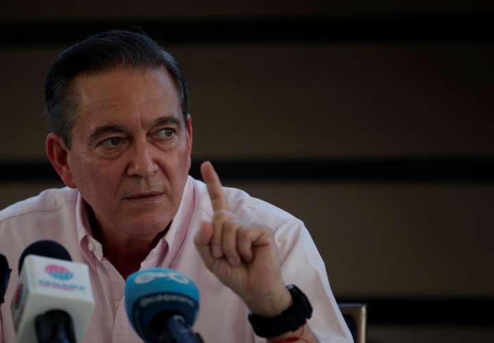 Vicepresidente de Nito dirigirá equipo de transición de Gobierno