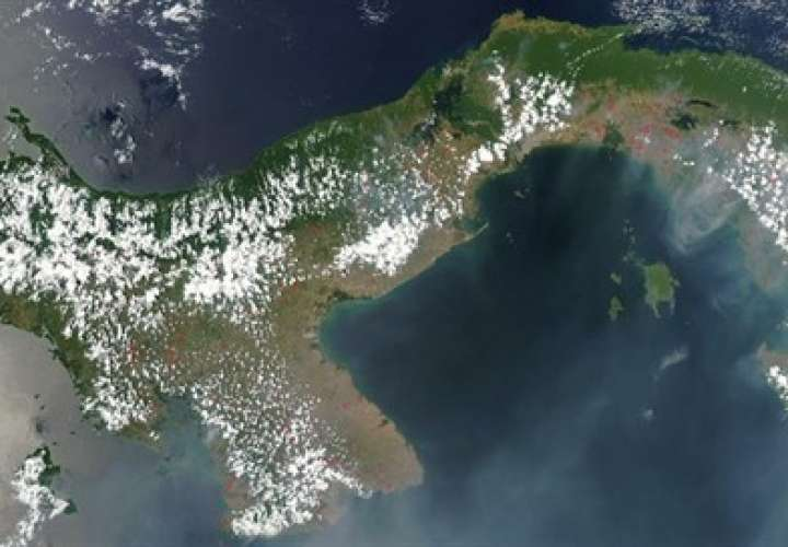 Crecimiento volcánico fue decisivo en la formación de Panamá, según estudio