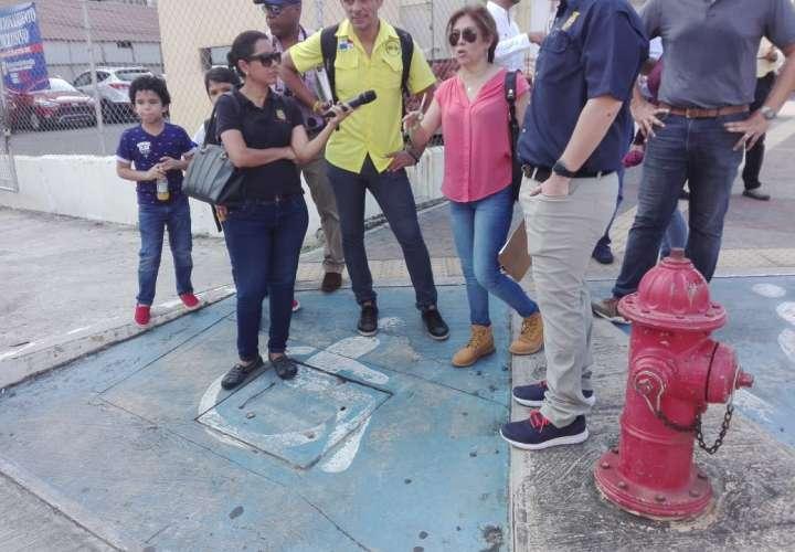 SPIA realiza recorrido por proyecto del Municipio, y detecta fallas