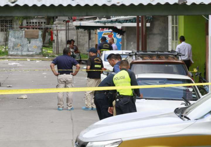 Gatilleros descargan bala y matan a un sujeto en El Chorrillo