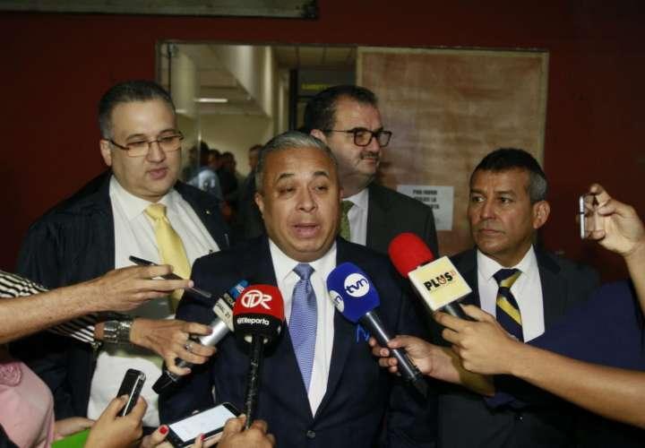 Defensa de Martinelli está preparada para los testigos que presente fiscalía