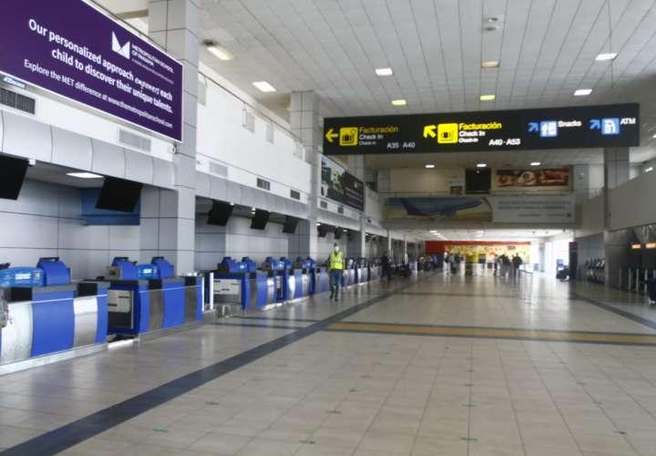 Aeropuerto de Tocumen instala nuevo sistema contra el coronavirus