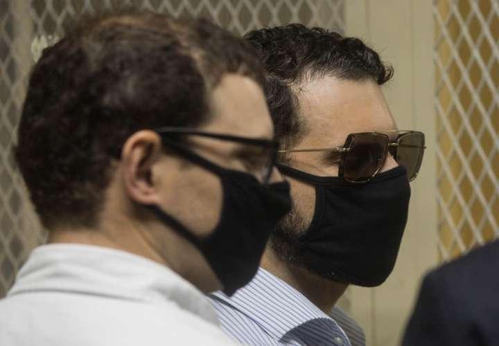 Los Martinelli venían atender casos en Panamá