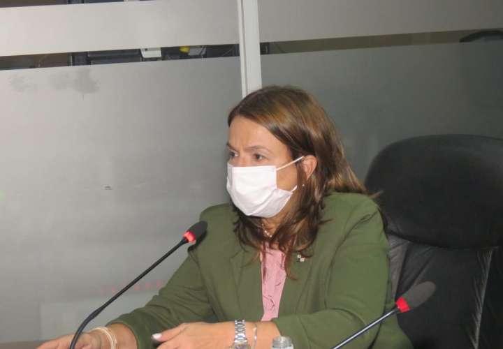 Gorday de Villalobos aclaró que no hay una decisión sobre las propuestas que plantearon los representantes de las escuelas particulares