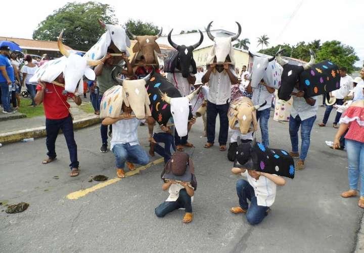 La celebración del Festival del Torito Guapo de Antón se extenderá hasta el 20 de octubre
