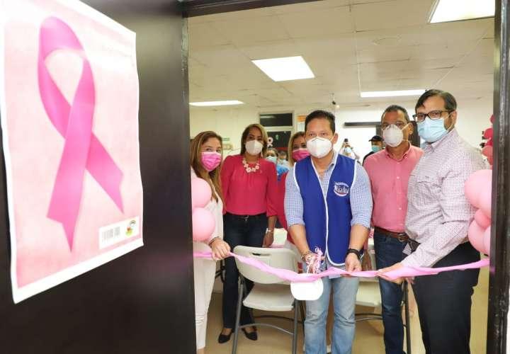 Mamografías gratis en Calidonia tras reparación de equipos