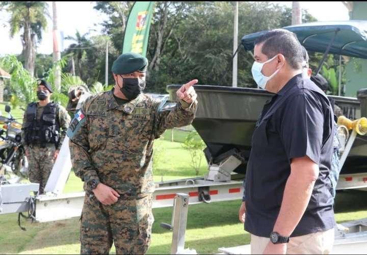 ¡Fake News! Niegan roces entre ministro de Seguridad y director de Senafront
