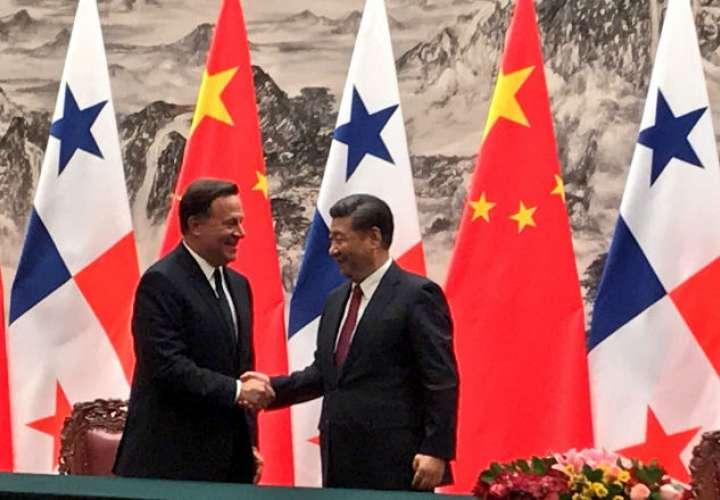 Varela dice que visita del presidente chino reforzará rol de Panamá en la región