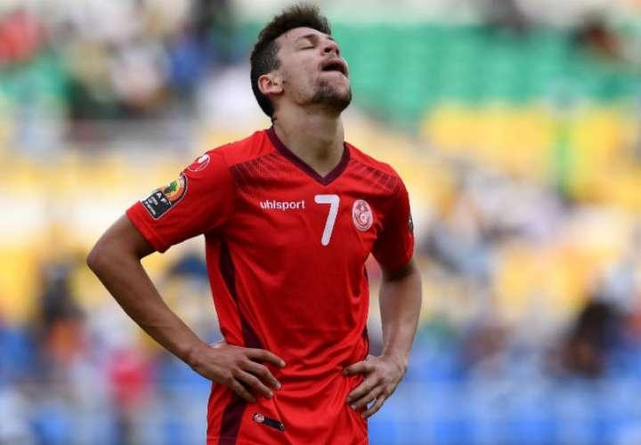 Túnez, rival de Panamá,  viajará a Rusia sin sus dos mejores delanteros