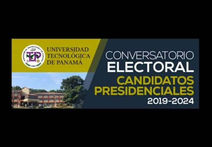 Embedded thumbnail for Conversatorio en la Universidad Tecnológica de Panamá
