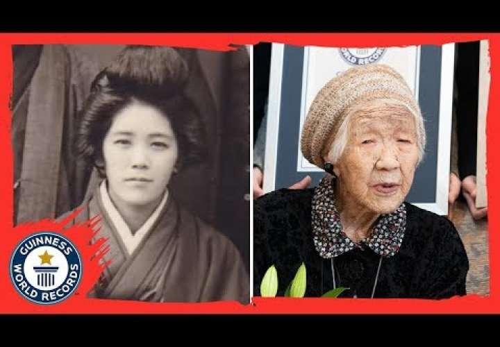 Embedded thumbnail for La mujer más vieja del mundo es mayor que Panamá