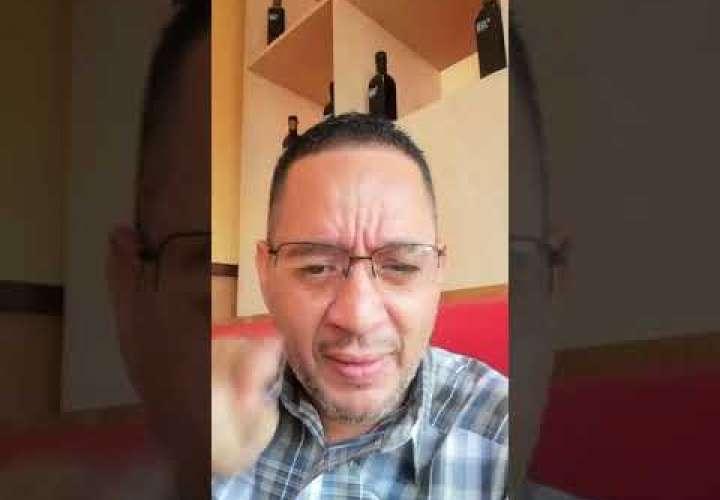 Embedded thumbnail for Un panameño se desahoga y chequea lo que le dice a Varela