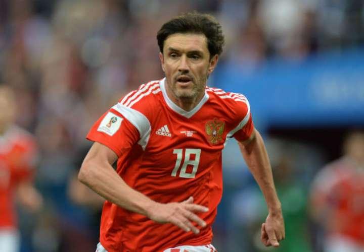 Yuri Zhirkov tomó la decisión al considerar que ya no tiene fuerzas para jugar a ese nivel.