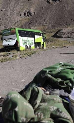 Los fallecidos son 17 argentinos, entre ellos un bebé de 11 meses, una mujer chilena y una joven peruana.  /  Foto: AFP