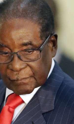En esta foto de archivo fechada el martes 3 de octubre de 2017, el presidente zimbabuense, Robert Mugabe. / AP