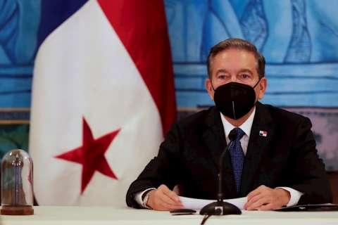 El presidente Laurentino Cortizo afirma que se informará al país y el mundo la realidad que se vive.